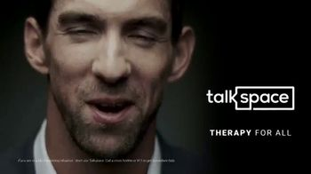 Talkspace TV Spot, 'A Great Therapist: Save $65' Featuring Michael Phelps - Thumbnail 6