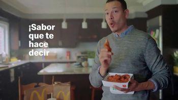 McDonald's Spicy BBQ Glazed Tenders & Chicken Sandwich TV Spot, '¡Te hace decir woo!' [Spanish] - Thumbnail 7