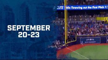 Tampa Bay Rays TV Spot, '2019 Rays vs. Red Socks' - Thumbnail 8