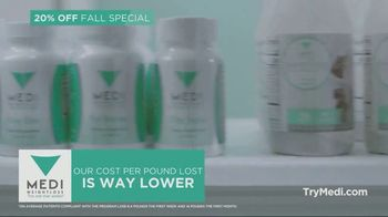 Medi-Weightloss New You Fall Special TV Spot, 'One To Two Pounds' - Thumbnail 5