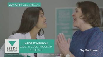 Medi-Weightloss New You Fall Special TV Spot, 'One To Two Pounds' - Thumbnail 7