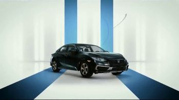 Honda Model Year End Clearance Sale TV Spot, 'Most Wanted: Civic' [T2] - Thumbnail 3