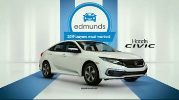 Honda Model Year End Clearance Sale TV Spot, 'Most Wanted: Civic' [T2] - Thumbnail 5