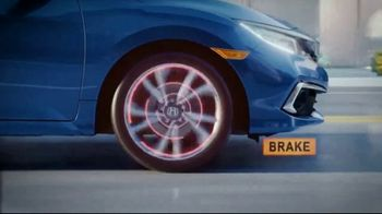 Honda Model Year End Clearance Sale TV Spot, 'Most Wanted: Civic' [T2] - Thumbnail 8