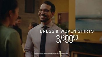 Men's Wearhouse TV Spot, 'Good on You: Five Star Host' - Thumbnail 6