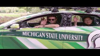 BTN LiveBIG TV Spot, 'Michigan State Is Making Autonomous Vehicle AI More Human' - Thumbnail 9