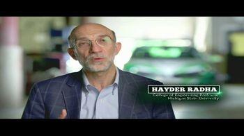 BTN LiveBIG TV Spot, 'Michigan State Is Making Autonomous Vehicle AI More Human' - Thumbnail 4