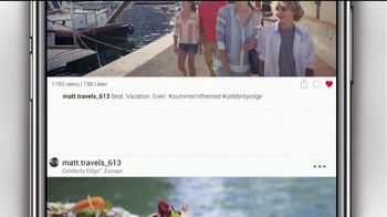 Celebrity Cruises The Big Deal TV Spot, 'Best of Europe: $400' - Thumbnail 3