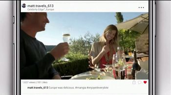 Celebrity Cruises The Big Deal TV Spot, 'Best of Europe: $400' - Thumbnail 4