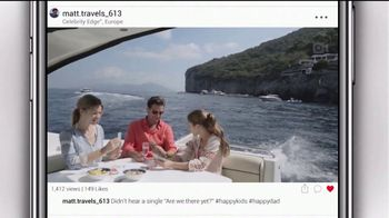 Celebrity Cruises The Big Deal TV Spot, 'Best of Europe: $400' - Thumbnail 5