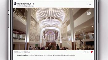 Celebrity Cruises The Big Deal TV Spot, 'Best of Europe: $400' - Thumbnail 8