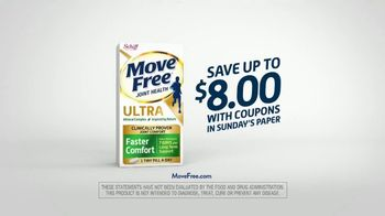 Move Free Ultra TV Spot, 'Four Out of Five: Save Up to $8' - Thumbnail 6
