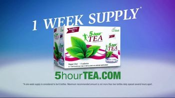 5-Hour Tea TV Spot, 'Tea Time' - Thumbnail 8