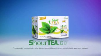5-Hour Tea TV Spot, 'Tea Time'