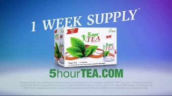 5-Hour Tea TV Spot, 'Tea Time' - Thumbnail 4