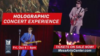 Roy Orbinson and Buddy Holly: The Rock'N' Roll Dream Tour TV Spot, '2019 Mesa Arts Center' - Thumbnail 8
