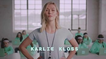 Kode With Klossy TV Spot, 'SheCanSTEM' Featuring Karlie Kloss - Thumbnail 10