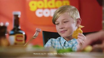 Golden Corral Carved NY Strip + Butterfly Shrimp TV Spot, 'Real New Yorker' - Thumbnail 4