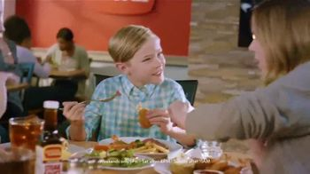 Golden Corral Carved NY Strip + Butterfly Shrimp TV Spot, 'Real New Yorker' - Thumbnail 5