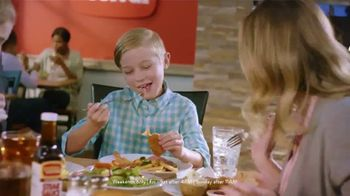 Golden Corral Carved NY Strip + Butterfly Shrimp TV Spot, 'Real New Yorker' - Thumbnail 6