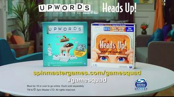 Upwords and Heads Up! TV Spot, 'A Safer Way to Play' - Thumbnail 9