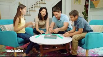 Upwords and Heads Up! TV Spot, 'A Safer Way to Play'