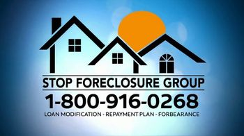 Stop Foreclosure Group TV Spot, 'You Have Rights'