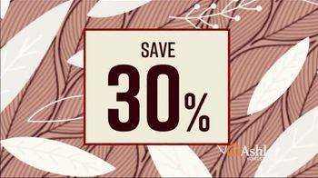 Ashley HomeStore The Fall Sale TV Spot, 'Hurry In: 30 Percent' Song by Midnight Riot - Thumbnail 4