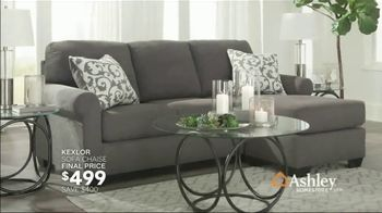 Ashley HomeStore The Fall Sale TV Spot, 'Hurry In: 30 Percent' Song by Midnight Riot - Thumbnail 5