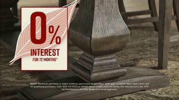Ashley HomeStore The Fall Sale TV Spot, 'Hurry In: 30 Percent' Song by Midnight Riot - Thumbnail 6