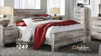 Ashley HomeStore The Fall Sale TV Spot, 'Hurry In: 30 Percent' Song by Midnight Riot - Thumbnail 8