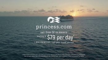 Princess Cruises TV Spot, 'SF to Mexico' - Thumbnail 8