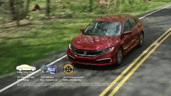 2019 Honda Civic TV Spot, 'Jack Frost Donuts' [T2] - Thumbnail 5