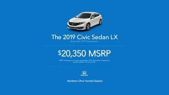 2019 Honda Civic TV Spot, 'Jack Frost Donuts' [T2] - Thumbnail 9