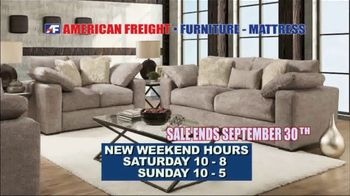 American Freight Multi-Million Dollar Furniture Buyout TV Spot, 'Take It Home Today: Zero Down' - Thumbnail 9