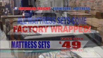 American Freight Multi-Million Dollar Furniture Buyout TV Spot, 'Take It Home Today: Zero Down' - Thumbnail 5