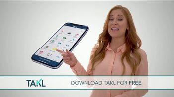 Takl TV Spot, ''Immediate Help'