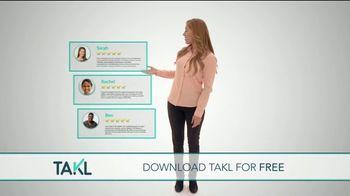 Takl TV Spot, ''Immediate Help' - Thumbnail 4