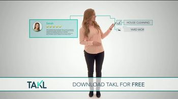 Takl TV Spot, ''Immediate Help' - Thumbnail 5