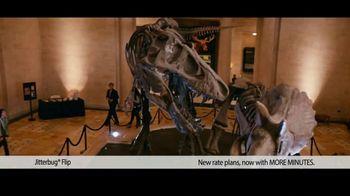 JitterBug Flip TV Spot, 'Dinosaur Museum: Grandparents Day: 25 Percent Off'  Featuring John Walsh - Thumbnail 1