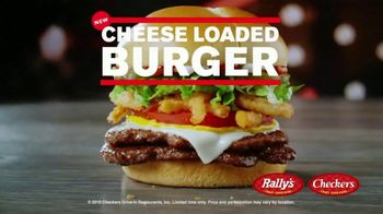 Checkers & Rally's Cheese Loaded Burger TV Spot, 'Cheese Overload: Postmates' - Thumbnail 9