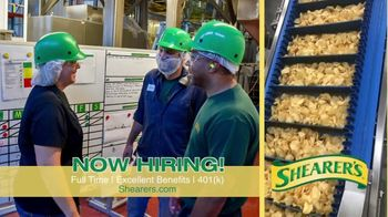 Shearer's Foods TV Spot, 'Looking for a Great Job?' - Thumbnail 4