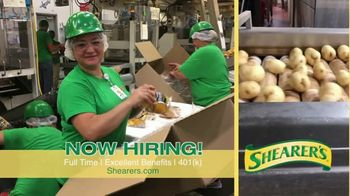 Shearer's Foods TV Spot, 'Looking for a Great Job?' - Thumbnail 1
