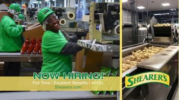 Shearer's Foods TV Spot, 'Looking for a Great Job?' - Thumbnail 2