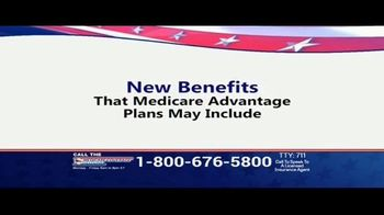 Medicare Coverage Helpline TV Spot, 'New Benefits: Home Delivered Meals' Featuring Joe Namath - Thumbnail 2