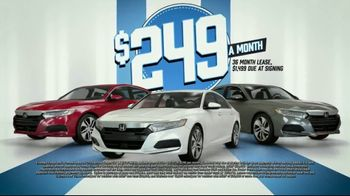 Honda Model Year End Clearance Sale TV Spot, 'Most Wanted: Accord' [T2] - Thumbnail 3