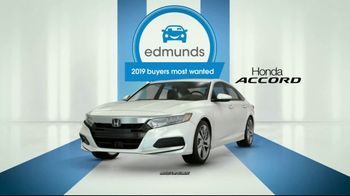 Honda Model Year End Clearance Sale TV Spot, 'Most Wanted: Accord' [T2] - Thumbnail 4