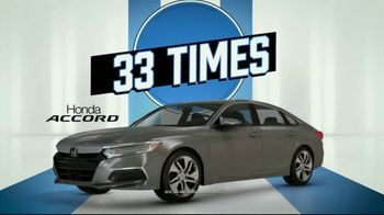 Honda Model Year End Clearance Sale TV Spot, 'Most Wanted: Accord' [T2] - Thumbnail 5