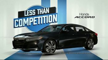 Honda Model Year End Clearance Sale TV Spot, 'Most Wanted: Accord' [T2] - Thumbnail 7