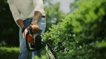 STIHL TV Spot, 'Find Yours: BG 50 Blower' - Thumbnail 4